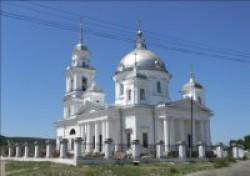 Воскресенский собор Кяхты
